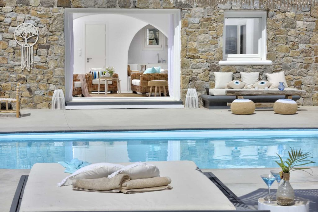 Mykonos luxury villa BlancaDuo5
