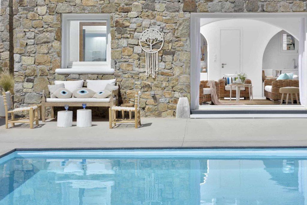 Mykonos luxury villa BlancaDuo6