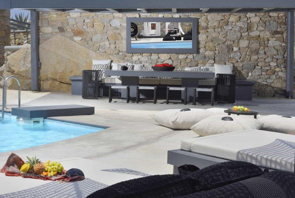 Mykonos luxury villa BlancaTre10