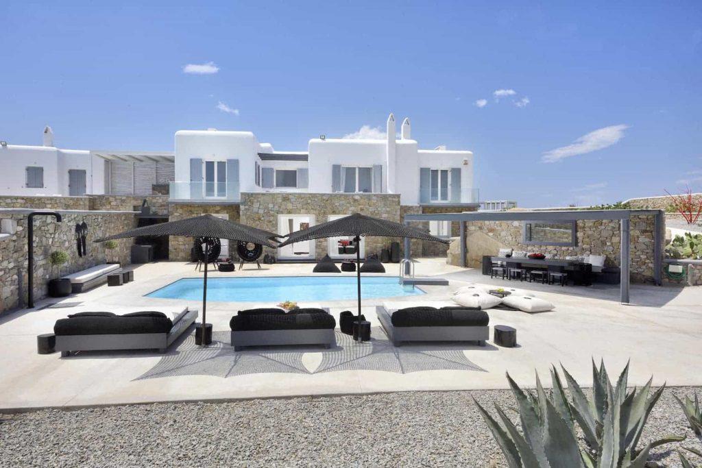 Mykonos luxury villa BlancaTre11