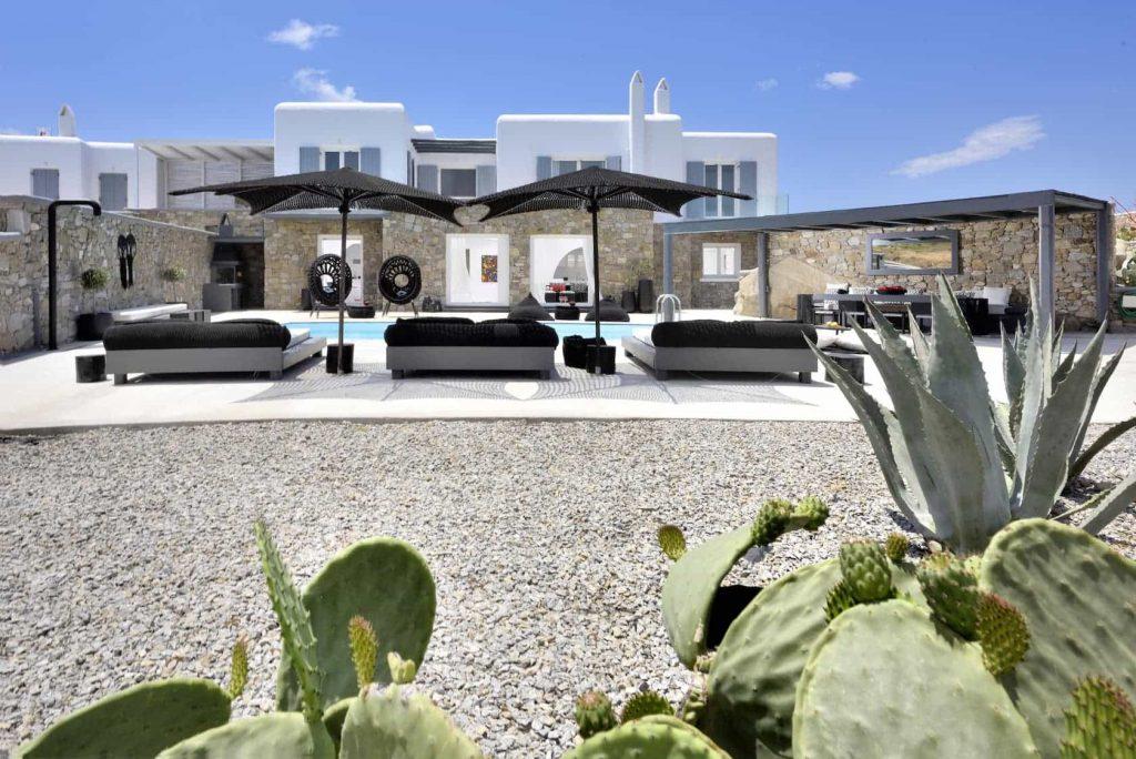 Mykonos luxury villa BlancaTre12
