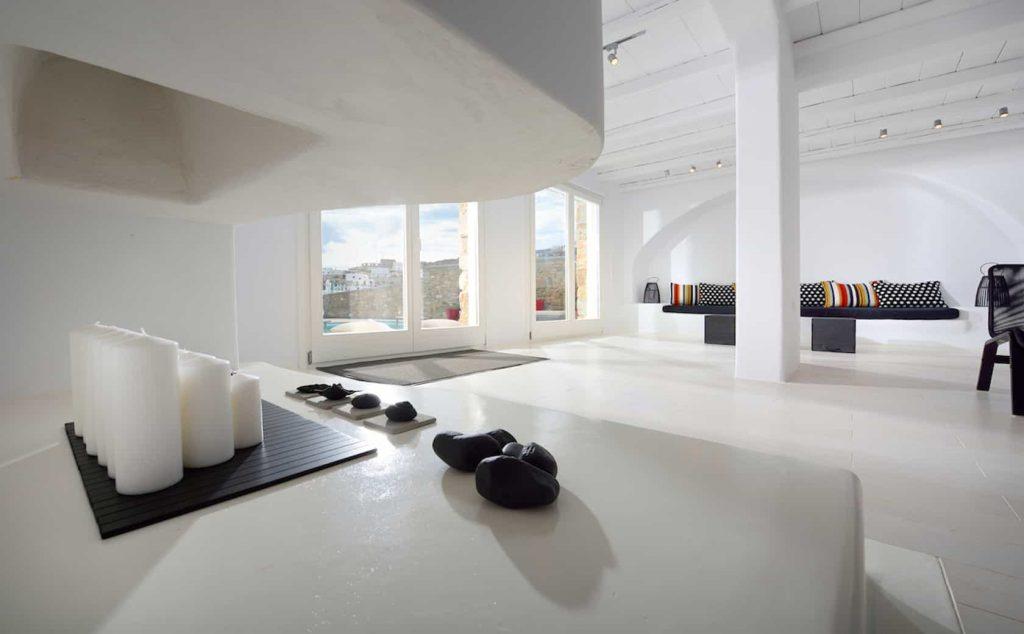 Mykonos luxury villa BlancaTre13