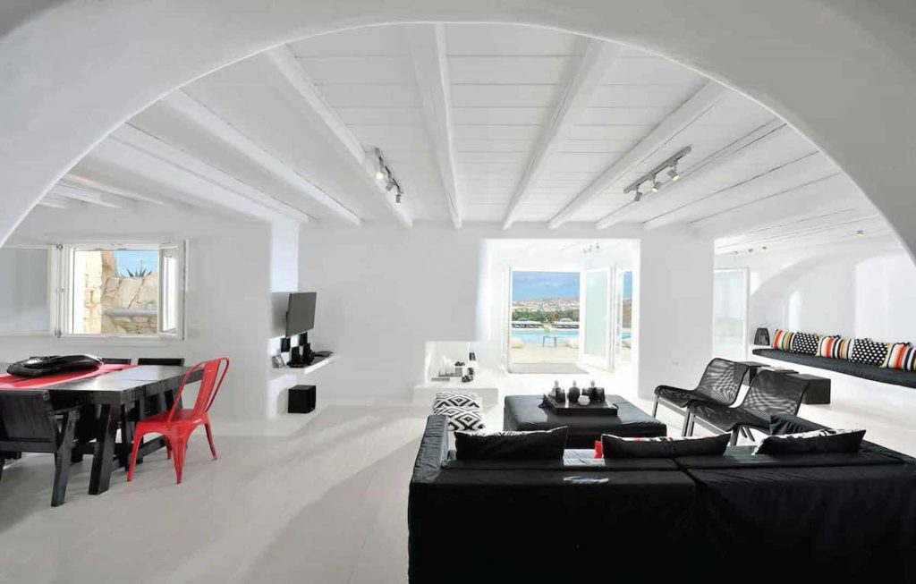 Mykonos luxury villa BlancaTre16