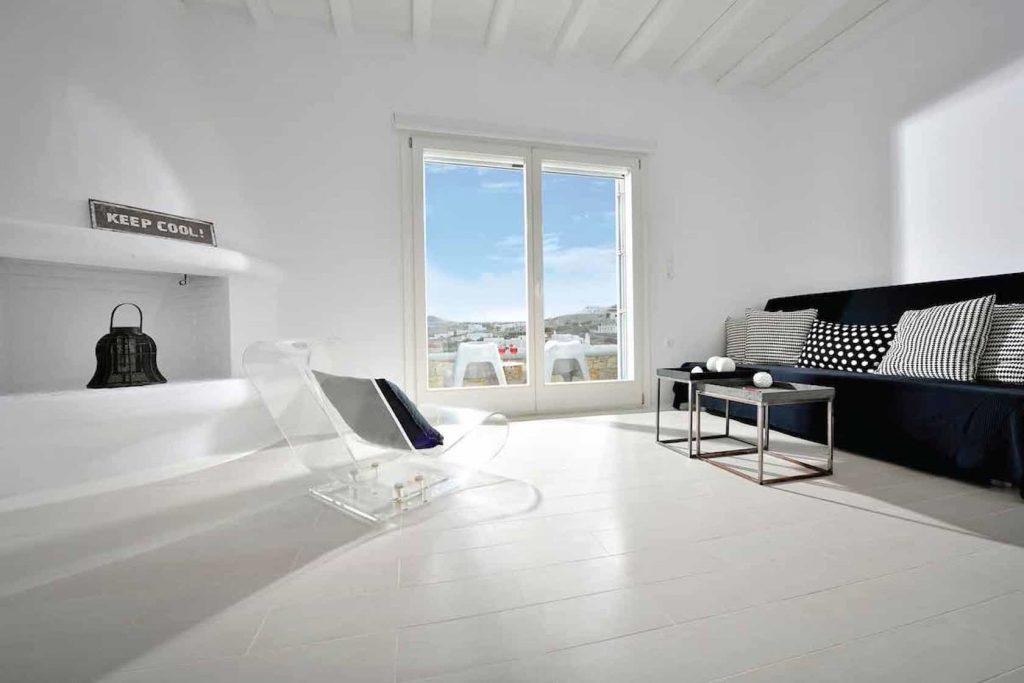 Mykonos luxury villa BlancaTre18