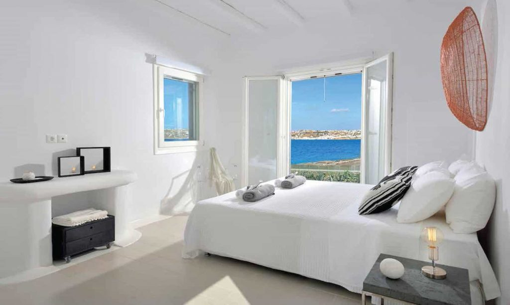 Mykonos luxury villa BlancaTre21