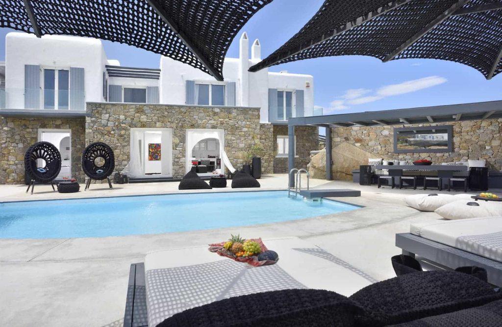 Mykonos luxury villa BlancaTre3
