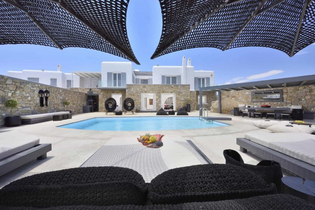 Mykonos luxury villa BlancaTre4