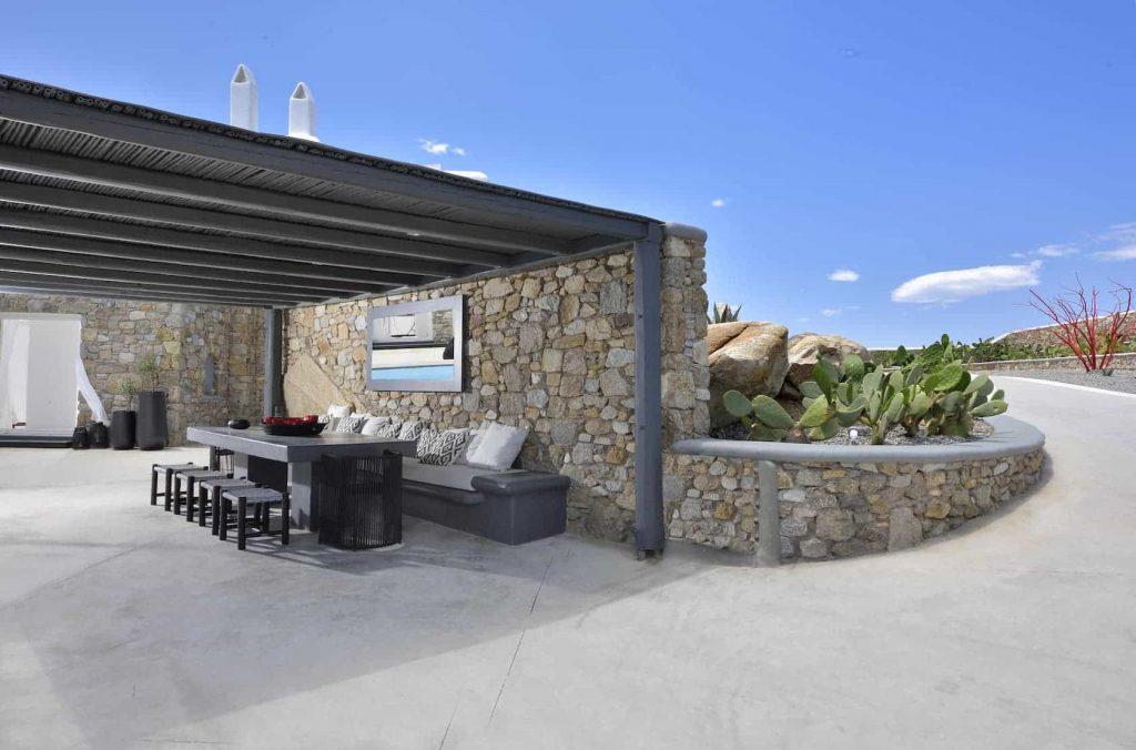 Mykonos luxury villa BlancaTre5