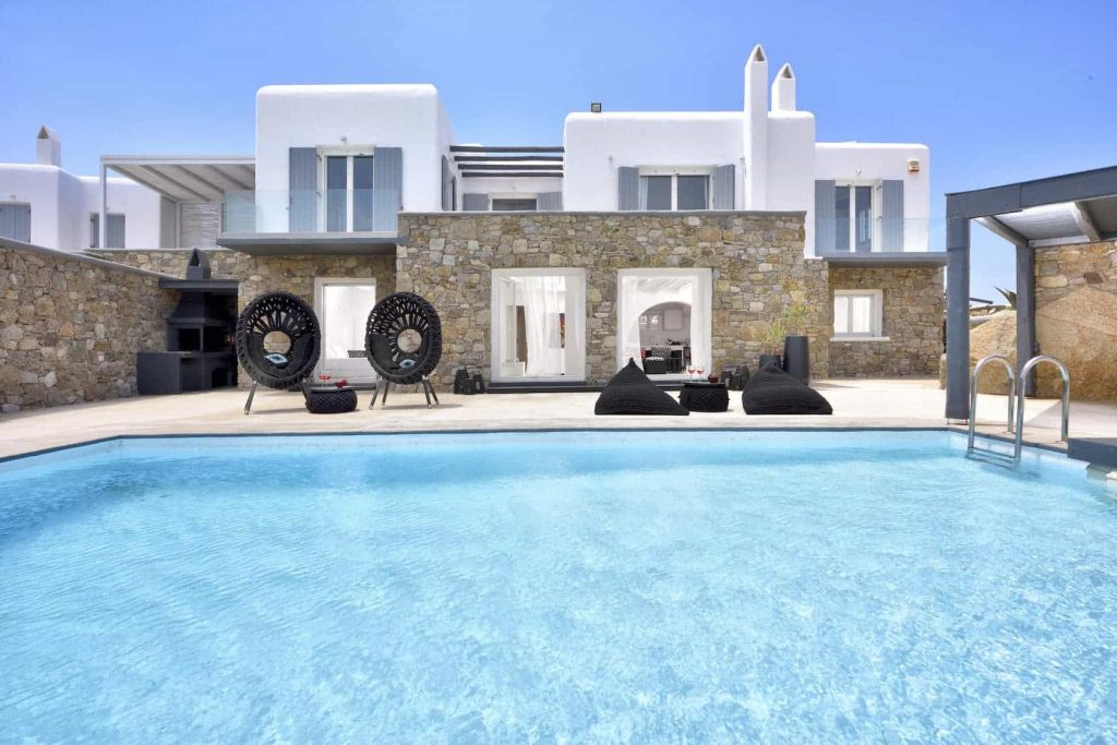 Mykonos luxury villa BlancaTre6