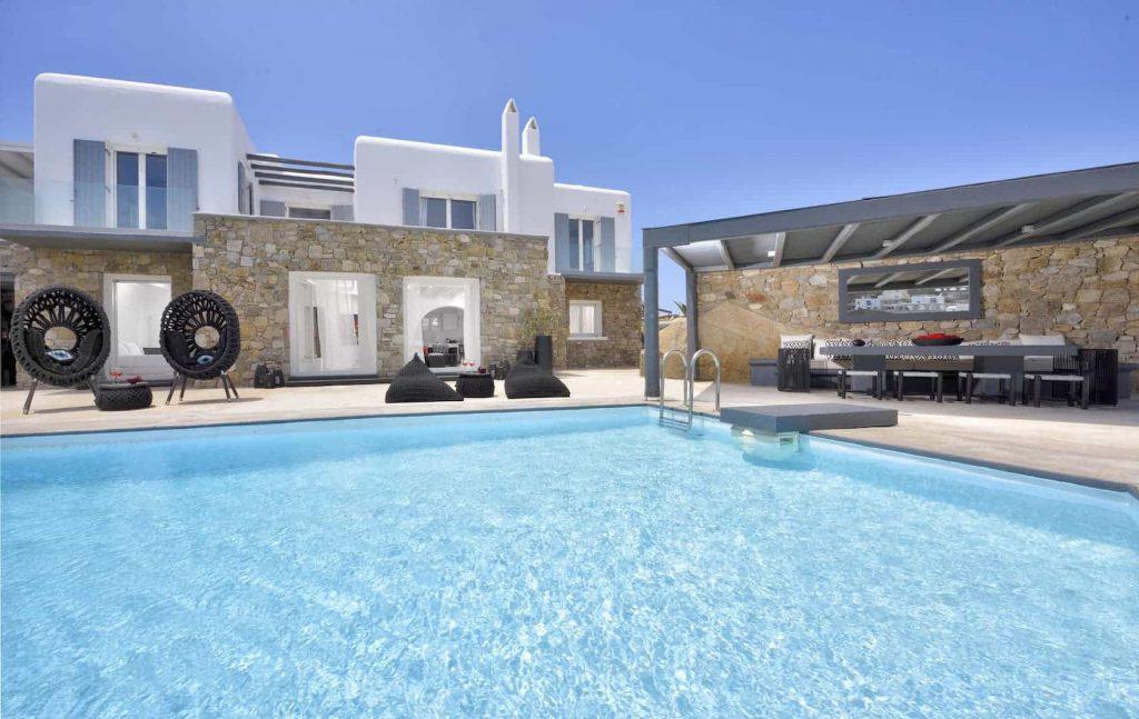 Mykonos luxury villa BlancaTre7