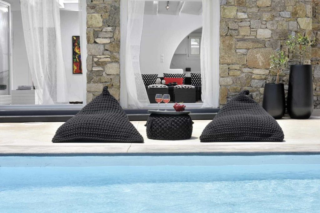 Mykonos luxury villa BlancaTre8
