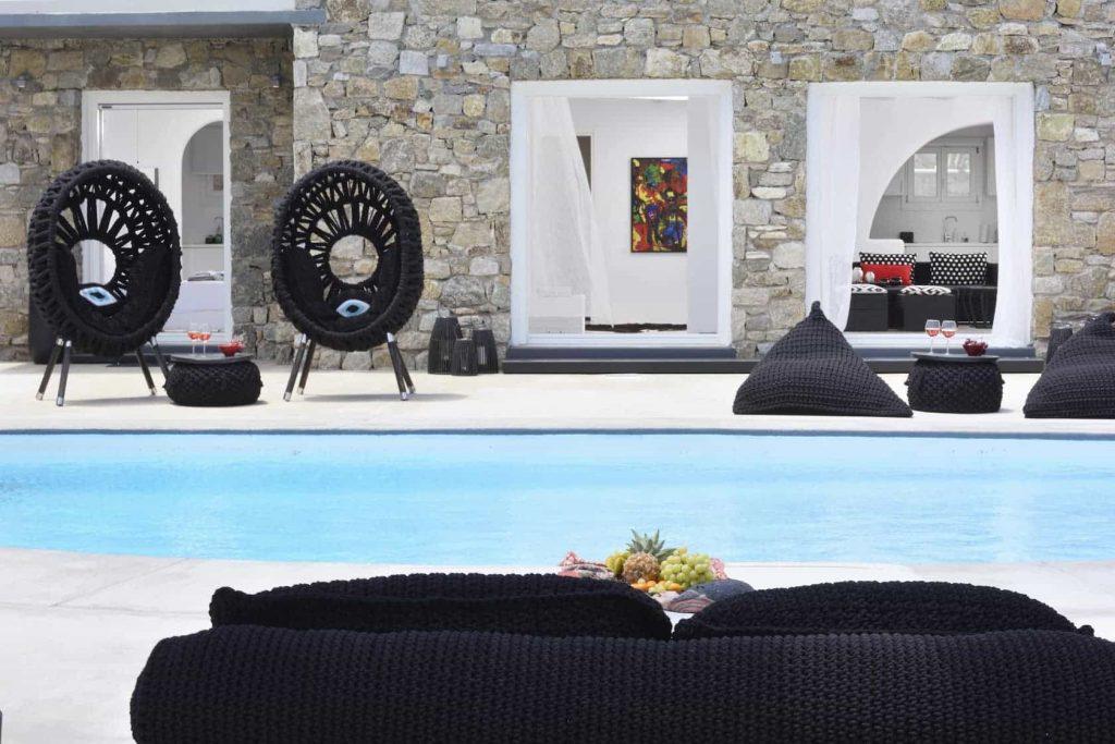 Mykonos luxury villa BlancaTre9