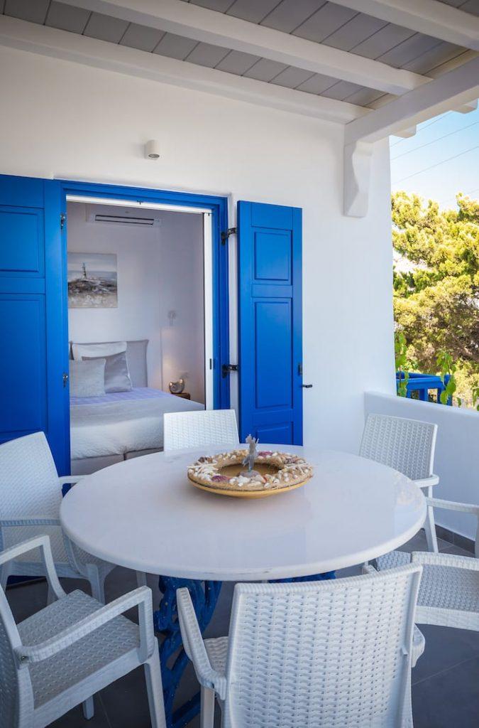 Mykonos Luxury Villa Chrysanthe 1