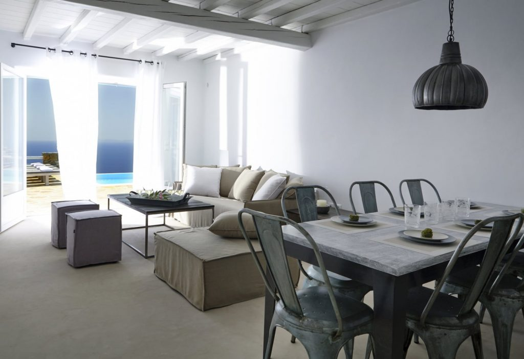Mykonos Luxury Villa Crystal Light11