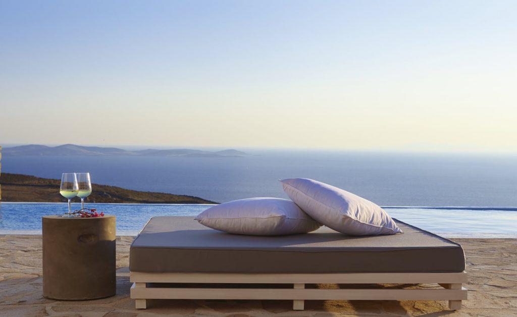 Mykonos Luxury Villa Crystal Light13