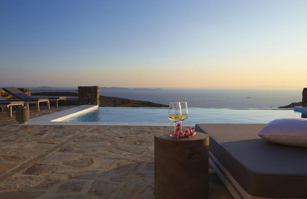 Mykonos Luxury Villa Crystal Light7