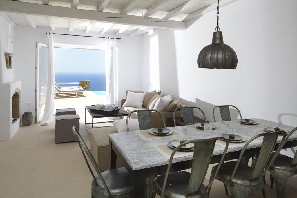 Mykonos Luxury Villa Crystal Light9