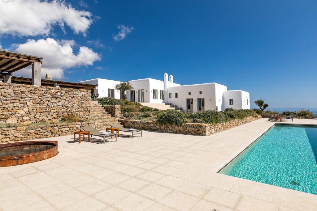 Mykonos Luxury Daphne Villa11