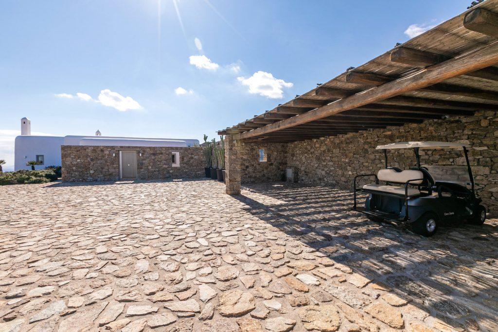 Mykonos Luxury Daphne Villa13