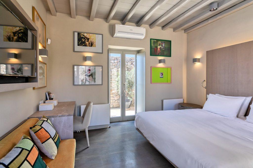 Mykonos Luxury Daphne Villa63