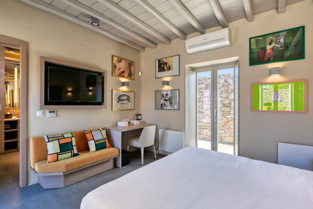Mykonos Luxury Daphne Villa64