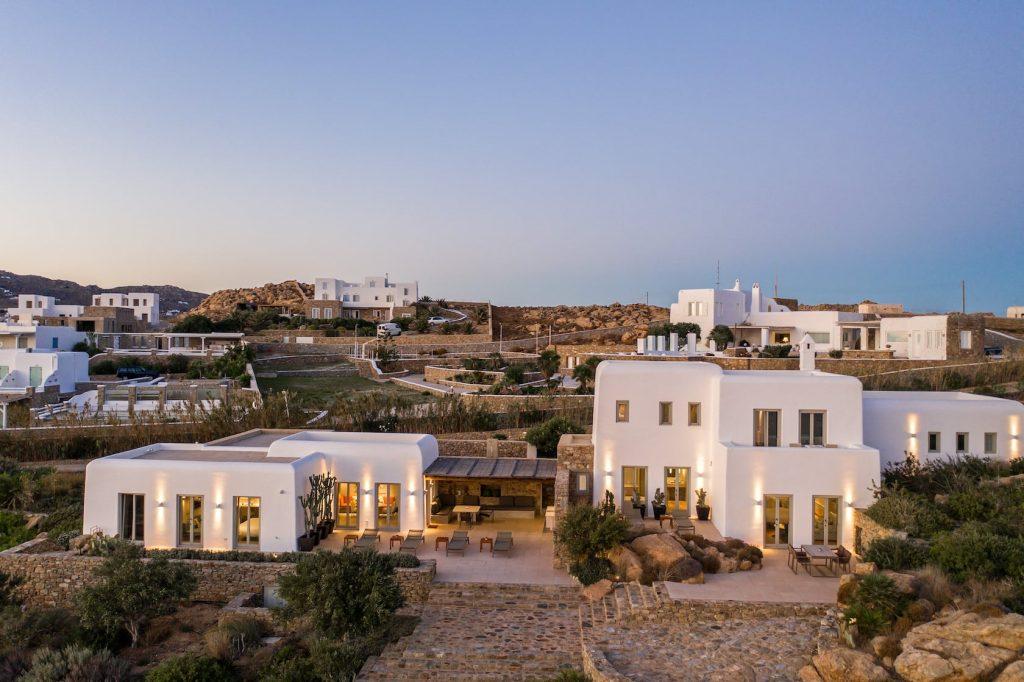 Mykonos Luxury Daphne Villa67