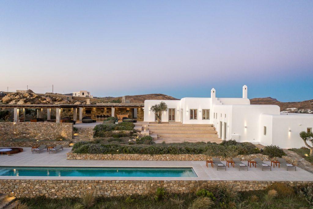 Mykonos Luxury Daphne Villa68