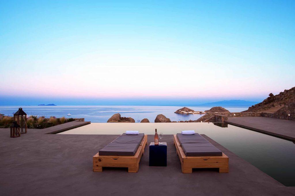 Mykonos luxury villa Dysis21