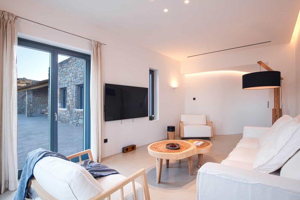 Mykonos luxury villa Dysis25