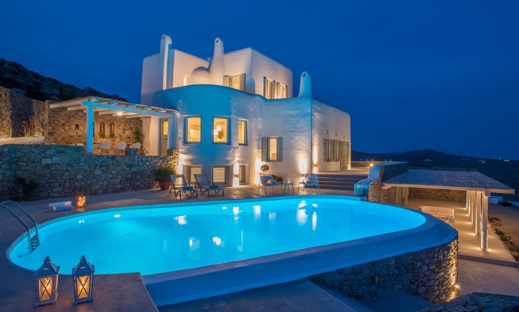 Mykonos Luxury Villa Eleanor24