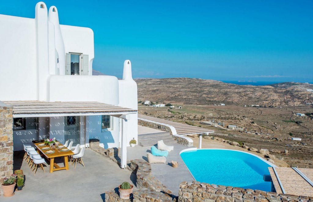 Mykonos Luxury Villa Eleanor3