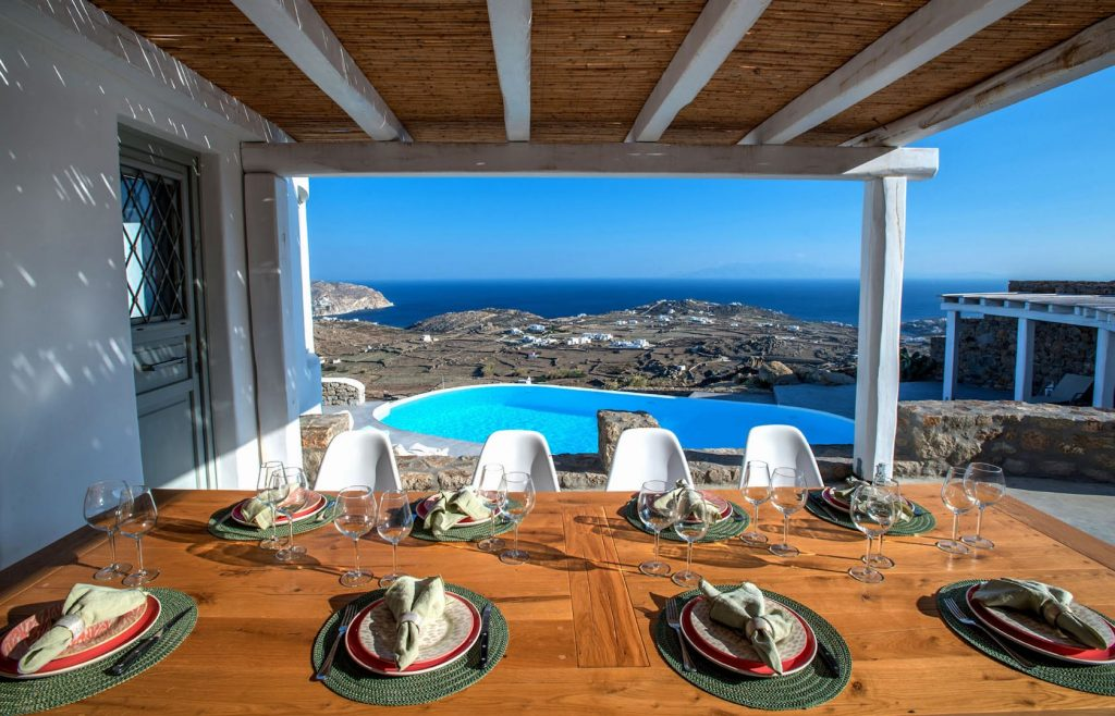 Mykonos Luxury Villa Eleanor4