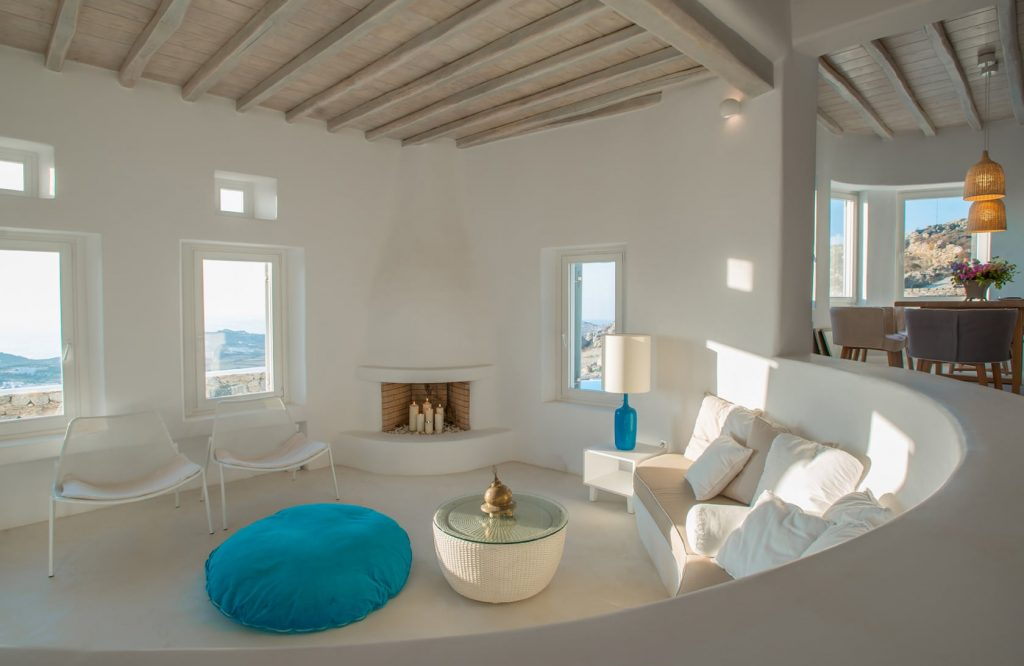 Mykonos Luxury Villa Eleanor9