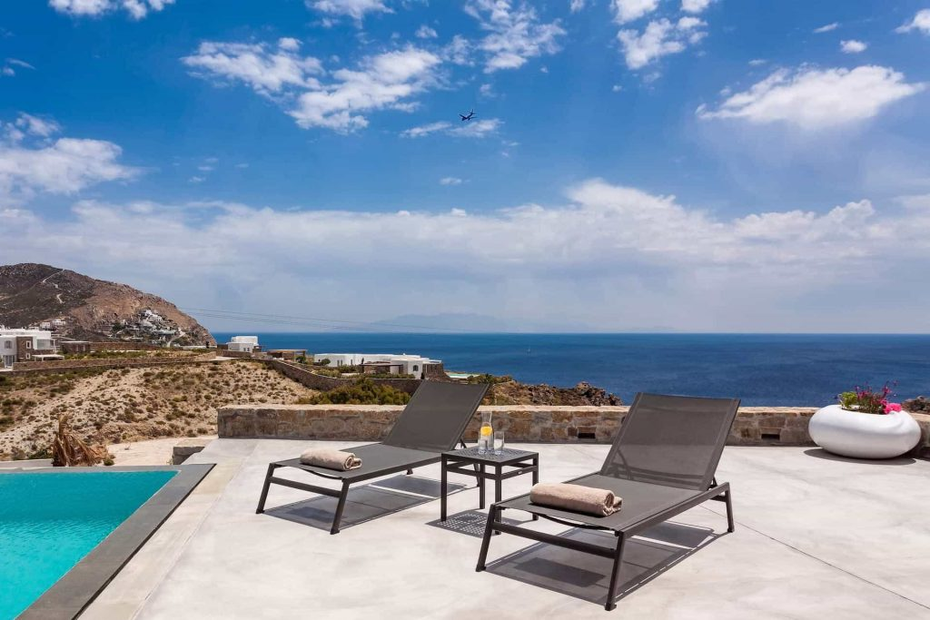 Mykonos luxury villa EliaI1