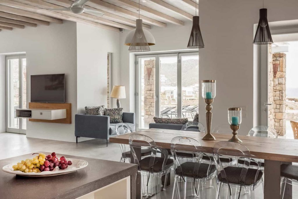 Mykonos luxury villa EliaI2