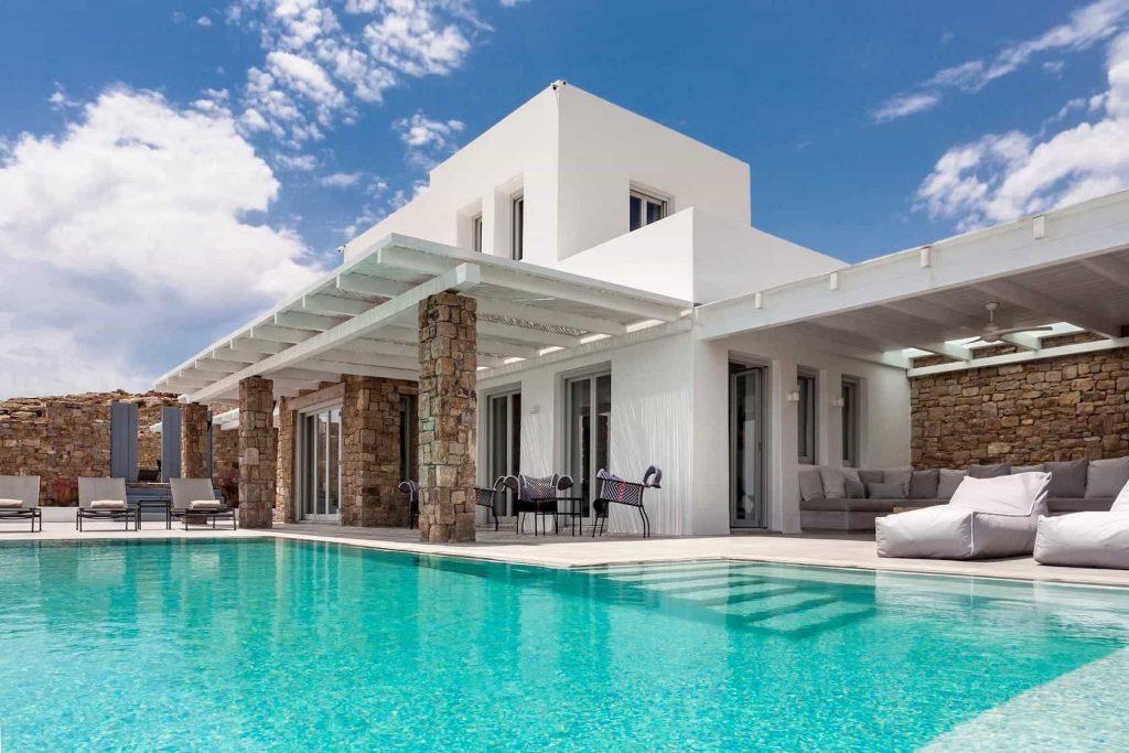 Mykonos luxury villa EliaI20