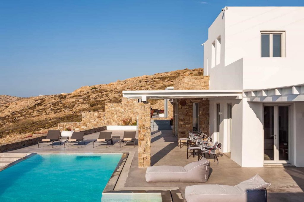 Mykonos luxury villa EliaI21
