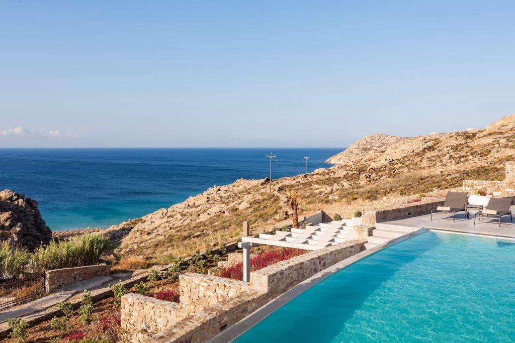 Mykonos luxury villa EliaI22