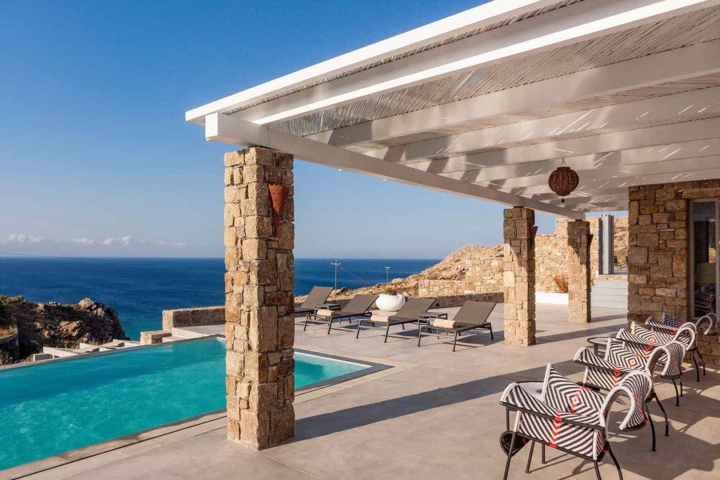 Mykonos luxury villa EliaI23