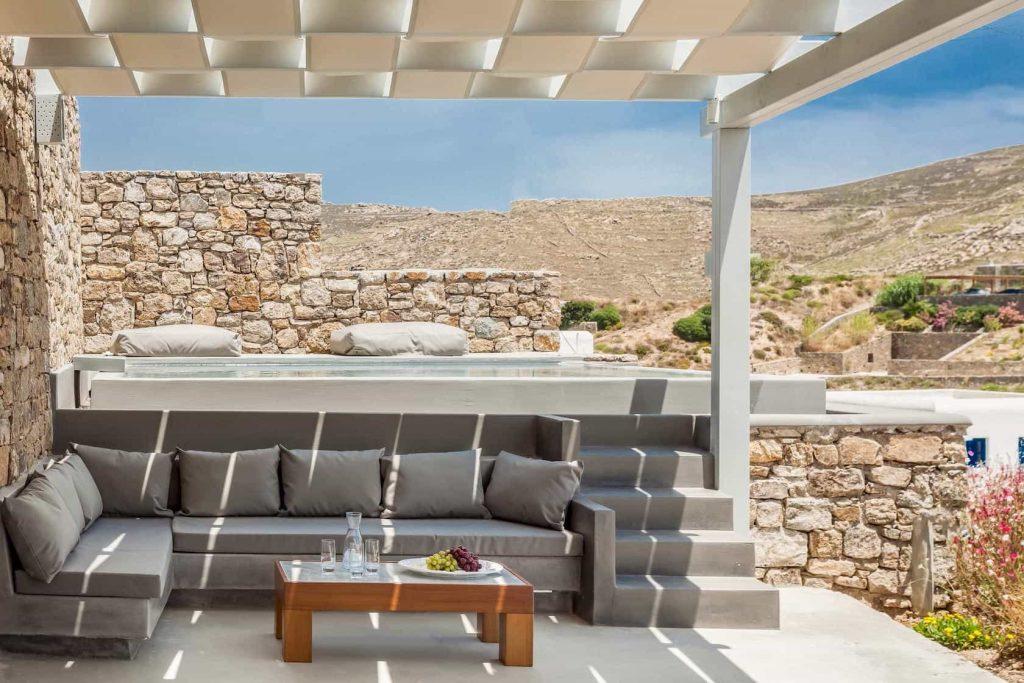 Mykonos luxury villa EliaI25