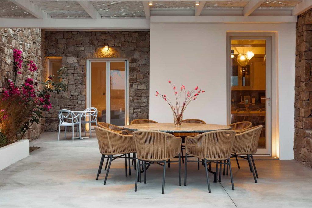 Mykonos luxury villa EliaI27