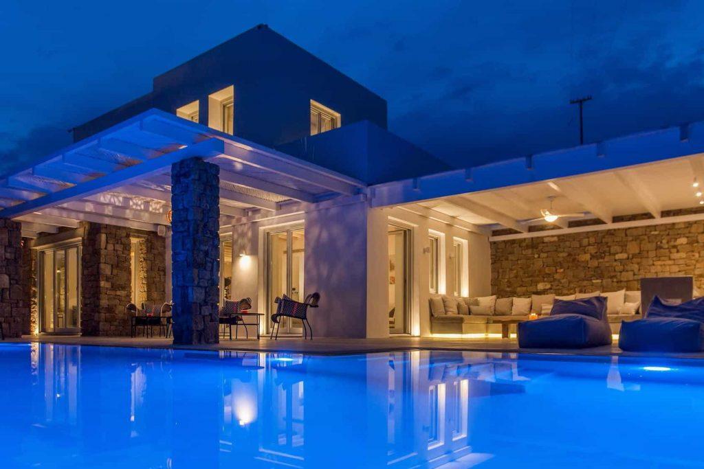 Mykonos luxury villa EliaI30
