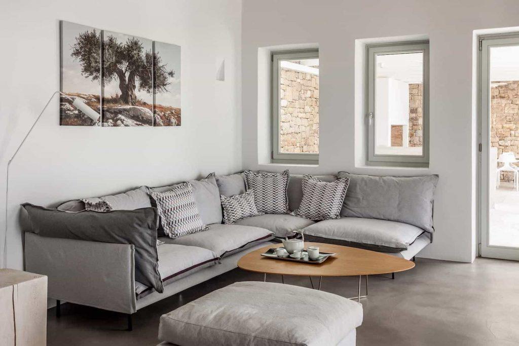Mykonos luxury villa EliaI4