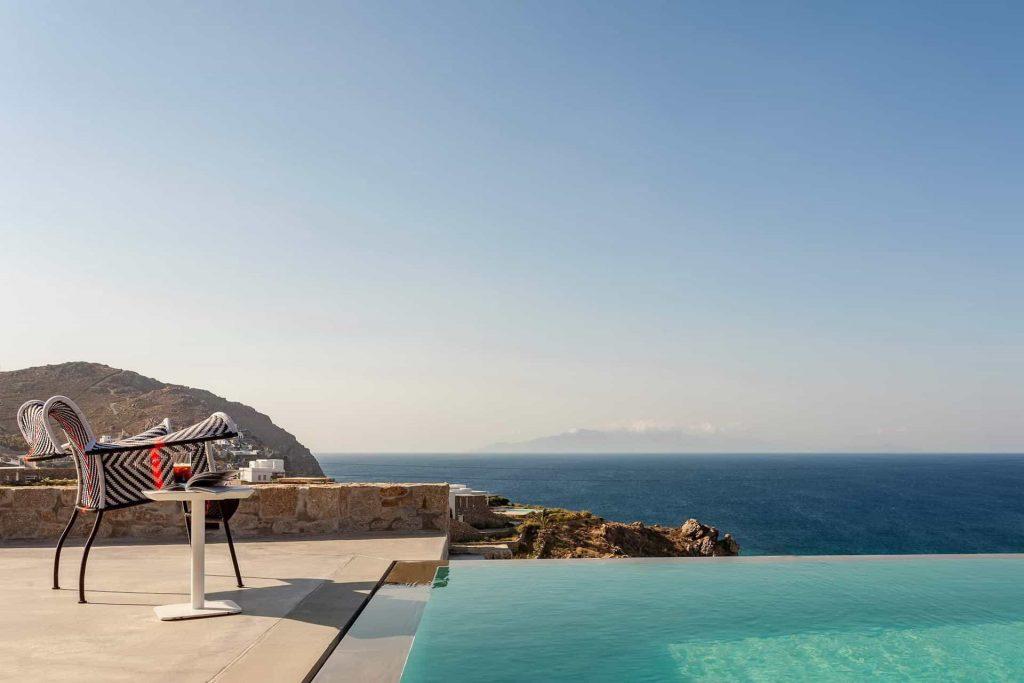 Mykonos luxury villa EliaII1