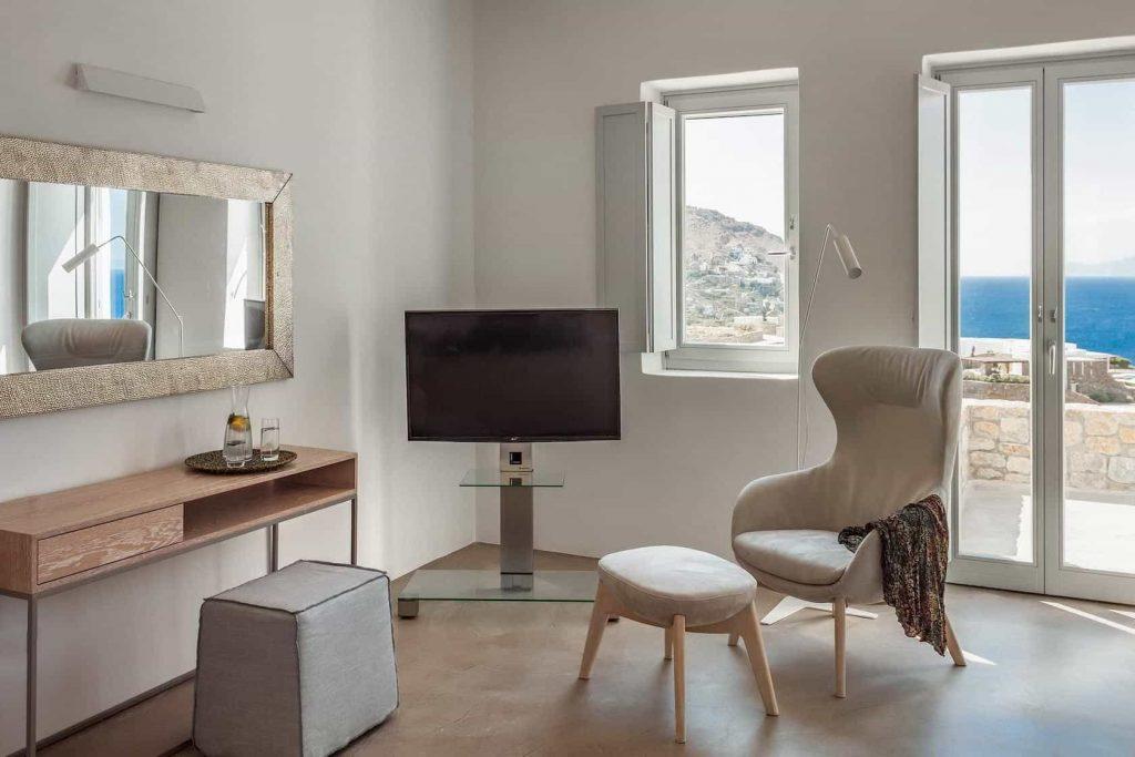 Mykonos luxury villa EliaII18