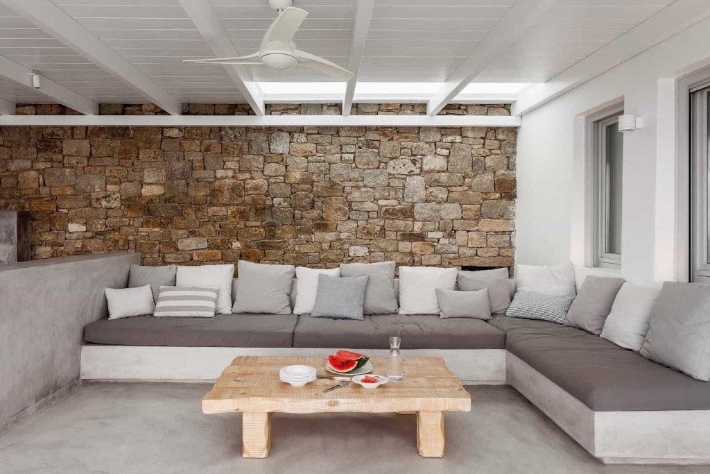 Mykonos luxury villa EliaII26
