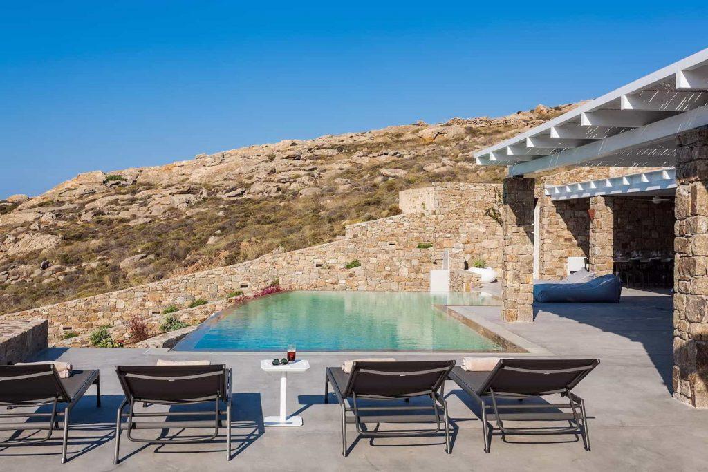 Mykonos luxury villa EliaII28