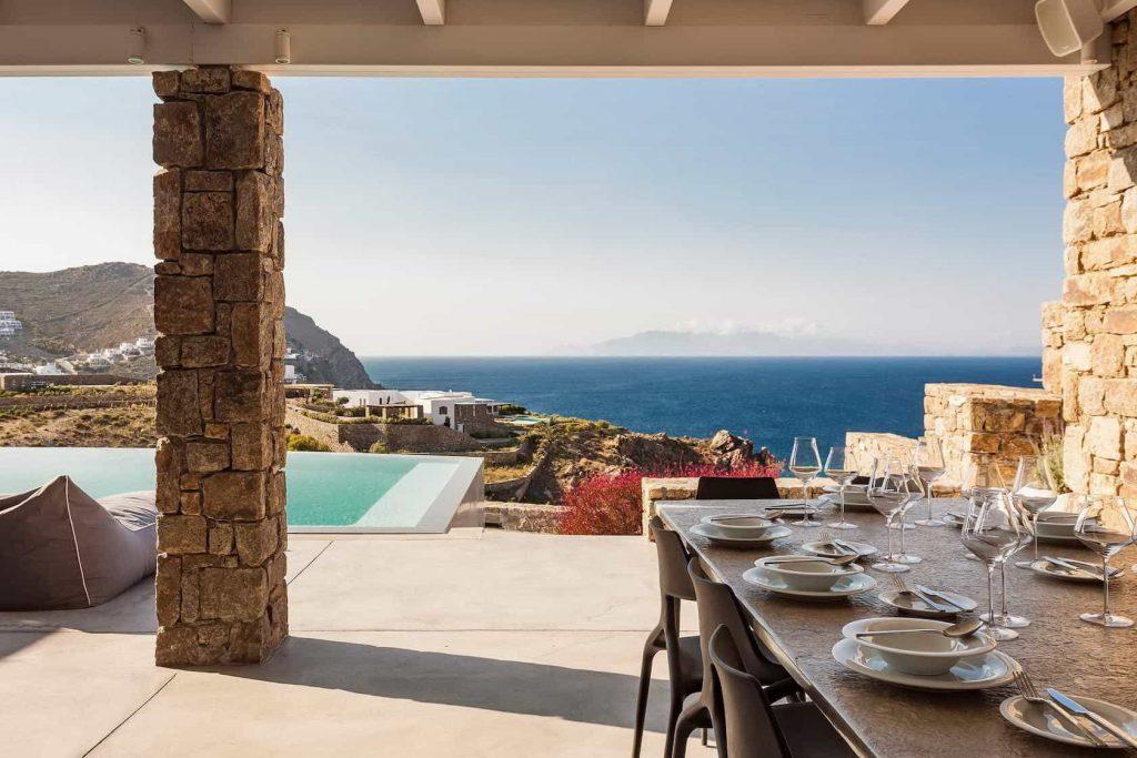 Mykonos luxury villa EliaII29