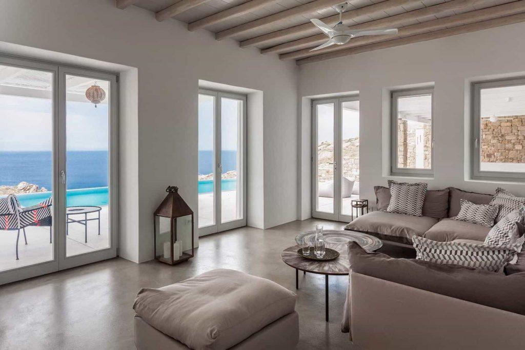 Mykonos luxury villa EliaII3