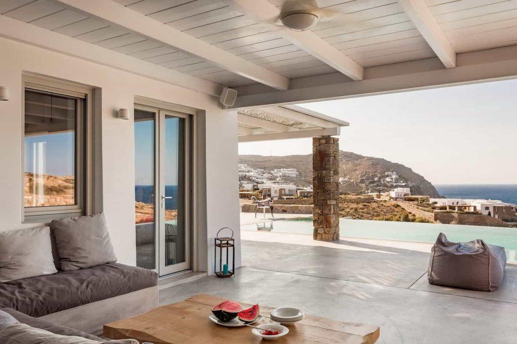 Mykonos luxury villa EliaII30